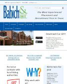Babich+%26+Associates Website