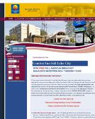 Comfort+Inn+Salt+Lake+City+Airport Website