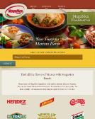 Mega+Mex+Foods Website