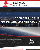 Utah Public Auto Auction