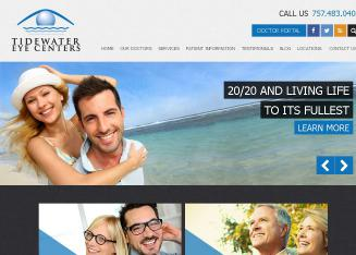 Tidewater+Eye+Centers+PC Website