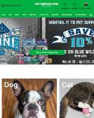 Pet+Supplies+Plus Website