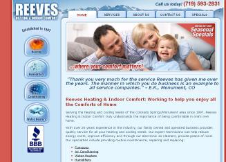 Reeves Heating & Indoor Comfort