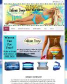Elite+Tanning+Spa Website