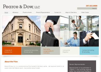 Pearce+%26+Dow%2C+LLC Website