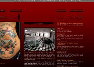 Piercings in denton for Tattoo shops denton tx