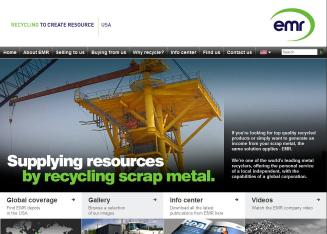 Eastern+Metal+Recycling+Terminal+LLC Website
