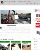 G%26R+Construction+%26+Roofing Website