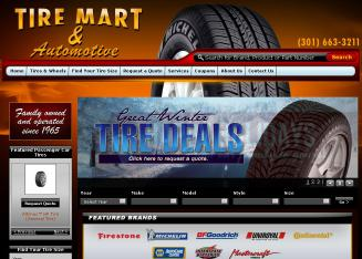 The Tire Mart & Automotive