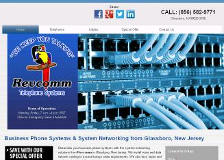 Revcomm Website