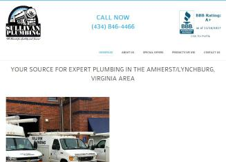 Sullivan+Plumbing Website