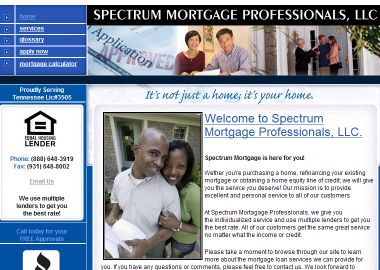 Spectrum Mortgage Professionals LLC