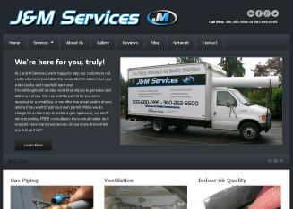 J&M Gas Piping Services