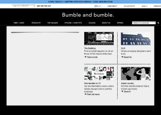 Bumble+%26+Bumble Website