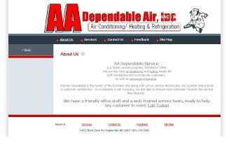 AA Dependable Service