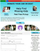 Child Quest International - Car Donations