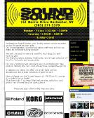 Sound+Source Website