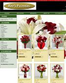 Ray%27s+Flower+Shop Website