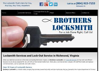 Brothers+Locksmith+CO Website