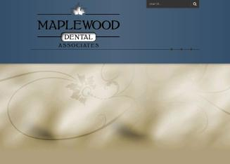 Maplewood+Dental+Associates Website