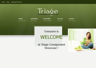 Triage - Exclusive Interior Furnishings