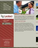 Lambert+Real+Estate Website