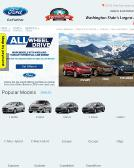 Harris+Ford Website