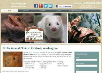 Avian+%26+Exotic+Animal+Medical+Center Website