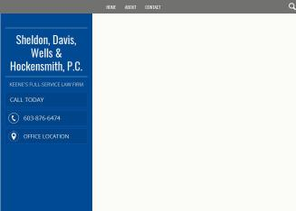 Sheldon+Davis+Wells+%26+Hockensmith+PC Website