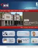 Xesi+Document+Solutions Website