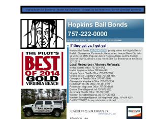 Hopkins Bail Bonds