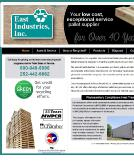 East+Industries+Inc Website