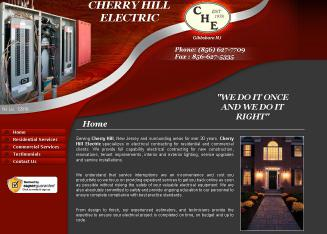 Cherry+Hill+Electric Website