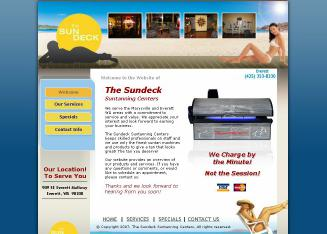 The+Sundeck Website