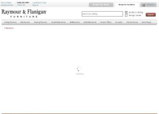 Raymour+%26+Flanigan+Furniture Website