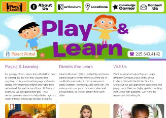 Play+%26+Learn+Centers Website