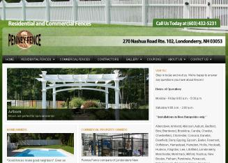 Penney+Fence+Erection+Co+Inc Website