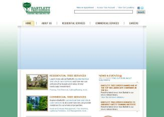 Bartlett+Tree+Experts Website