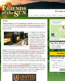 Friends+Of+The+Sun Website