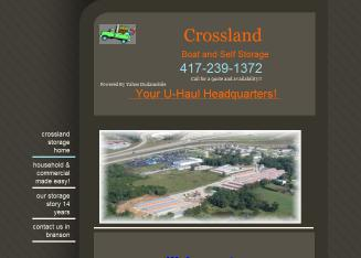 Crossland+Boat+%26+Self+Storage Website