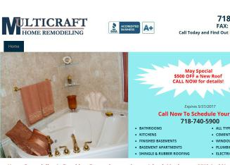 Multicraft+Home+Remodeling+Inc Website
