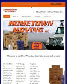 Hometown+Storage Website