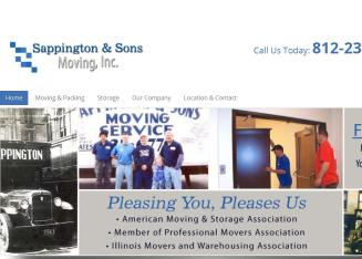 Sappington+%26+Son Website