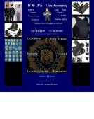 F+%26+J+Police+Equipment+INC Website