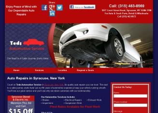 Ted's Auto Electric Service
