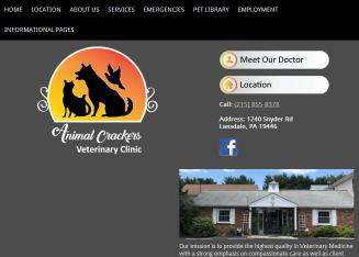 Animal Crackers Veterinary Clinic