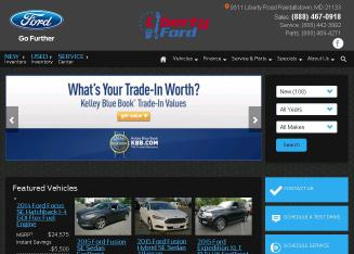 liberty ford. Cars Review. Best American Auto & Cars Review
