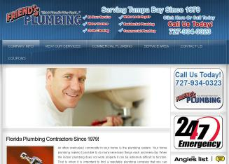 Friend%27s+Plumbing+Inc Website