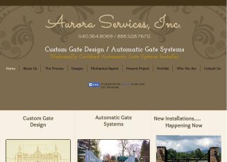 Aurora+Services+Inc Website
