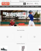 Sports+Authority Website